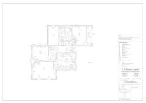 1491-Existing Floor Plan