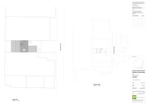 1494(EX)006 Existing Site_Block Plan