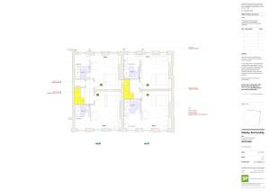 1517(SK)013 Third Floor Plan
